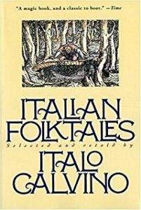 Cover of Italian Folktales by Italo Calvino