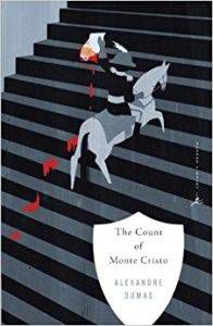 Cover of The Count of Monte Cristo by Alexandre Dumas in Six Books to Help You Beware the Ides of March | BookRiot.com