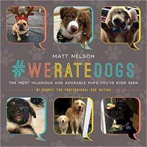 We Rate Dogs cover