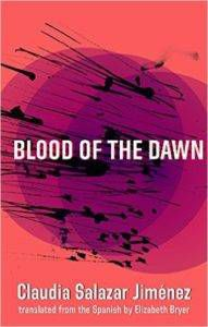 cover of blood of the dawn