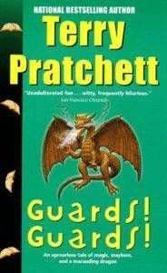 Guards Guards by Terry Pratchett