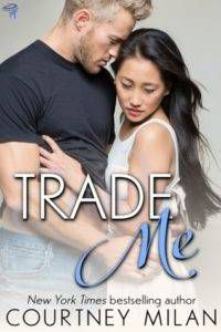 trade me by courtney milan cover | from 15 Must-Read College Romances on BookRiot.com