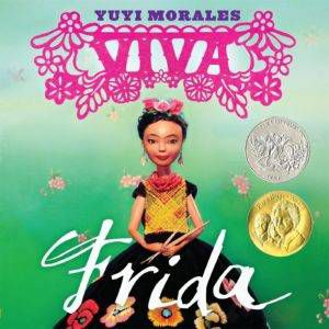 Viva Frida Book Cover