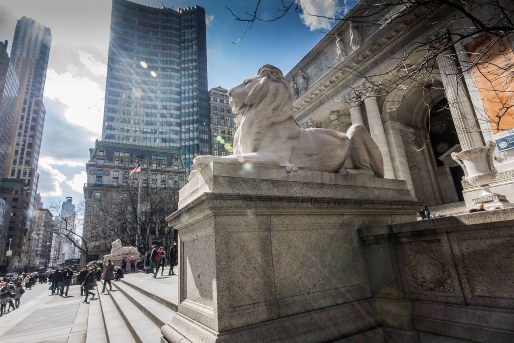 Awesome Libraries - NYPL Main