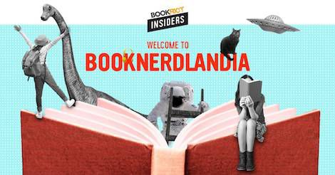 Book Riot Insiders: Welcome to Booknerdlandia