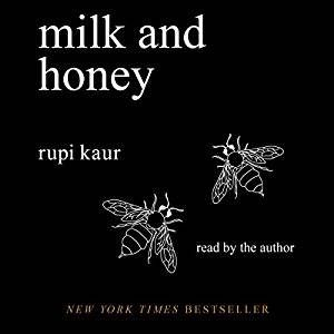 Milk and Honey by Rupi Kaur audiobook cover