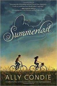 Summerlost Ally Condie