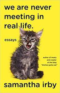 We are Never Meeting in Real Life_Samantha Irby