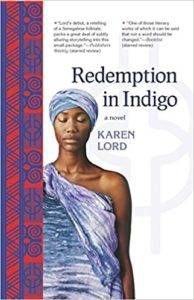 Cover of Redemption in Indigo by Karen Lord
