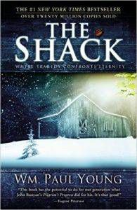 Book cover of The Shack by William Paul Young
