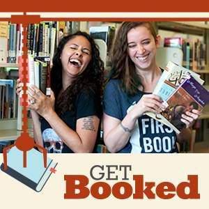 logo image for Get Booked