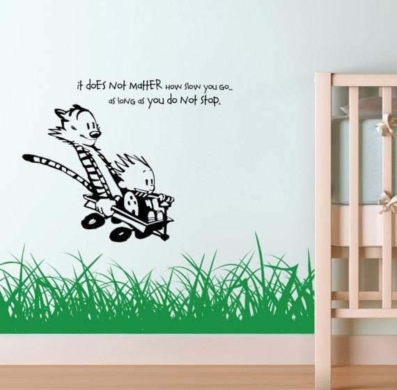 how to build a calvin  u0026 hobbes baby nursery