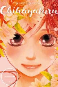 Chihayafuru volume 1 by Yuki Suetsugu. Kodansha.