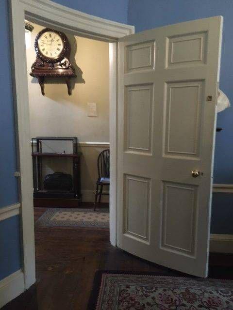 dickens dining room door