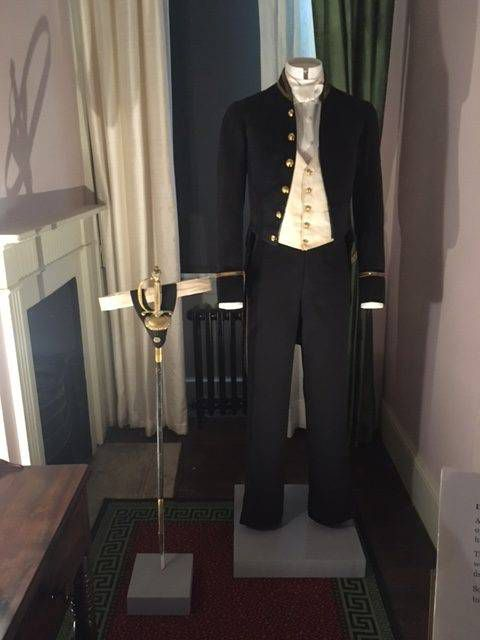 dickens's clothes