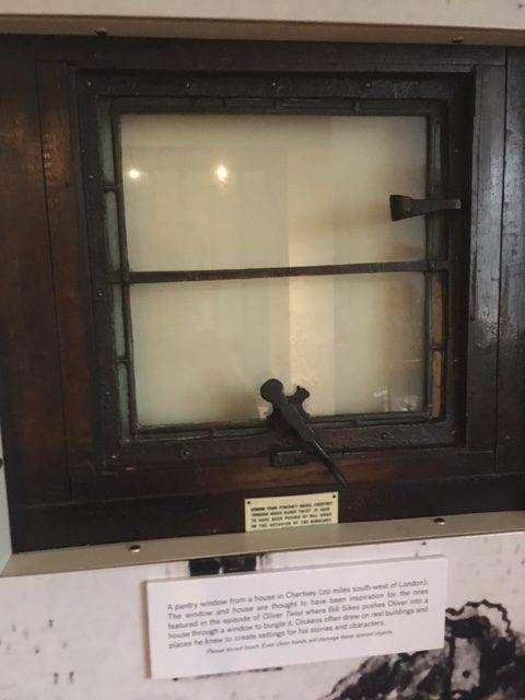 oliver twist window