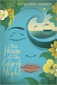 Cover of The House at the Edge of Night by Catherine Banner in 10 Ways to Experience the Holidays Like a Bookseller | BookRiot.com