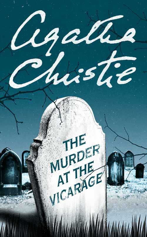 cover of Murder at the Vicarage