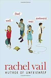 46 Well That Was Awkward By Rachel Vail