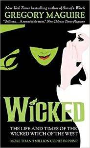 Wicked: never ever give back