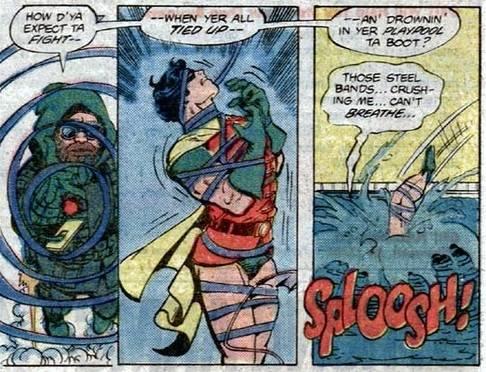 Dick Grayson vs  Toxic Masculinity