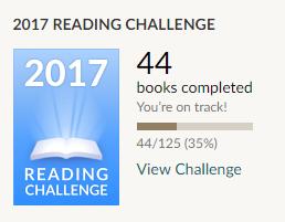 goodreads tracker