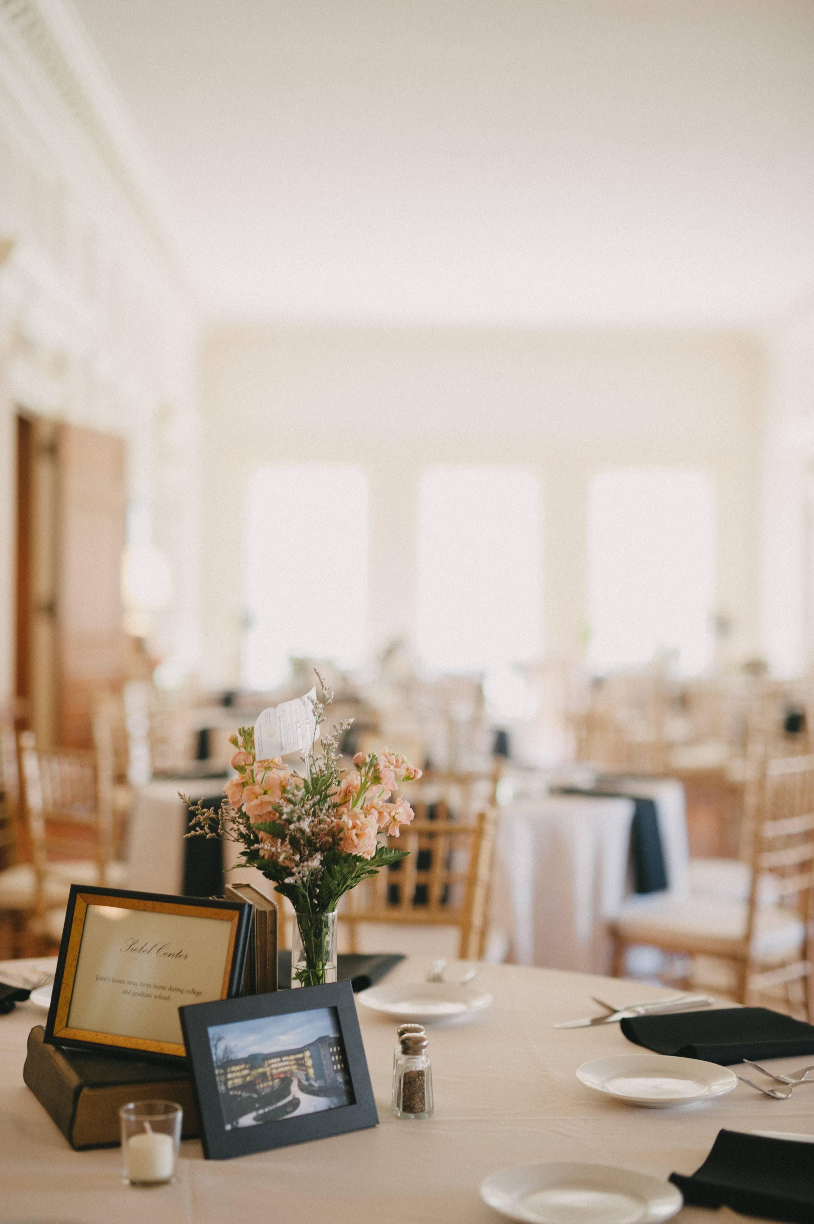 Throw a Library-Themed Wedding