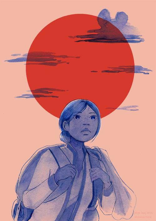 Mana illustration by Priya Huq