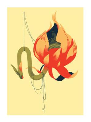 Artifakt print by Xia Gordon