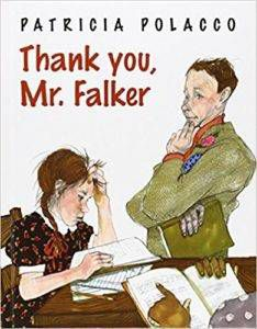 Thank You, Mr. Falker by Patricia Polacco cover