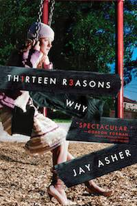 thirteen reasons why by jay asher cover