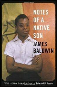 cover of notes of a native son by james baldwin