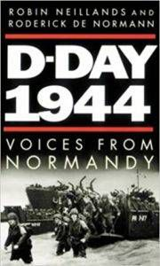 D-Day 1944 Book Cover