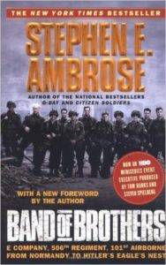 Band of Brothers Book Cover
