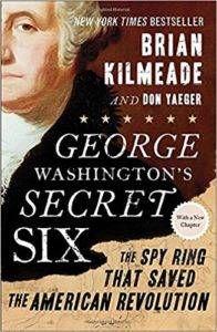 Washington's Secret Six Book Cover