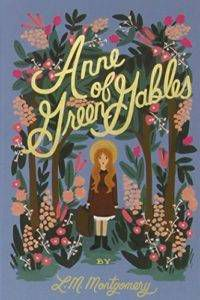 Anne of Green Gables Puffin in Bloom cover designed by Anna Bond