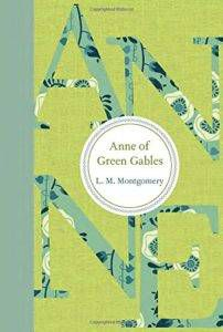 12 Beautiful ANNE OF GREEN GABLES Book Covers, Green Cover by Tundra
