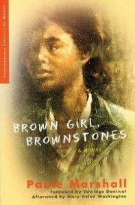 Brown Girl Brownstones Book Cover