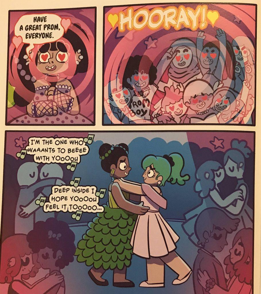 Jonesy #4 by Sam Humphries, Caitlin Rose Boyle, Mickey Quinn, and Corey Breen