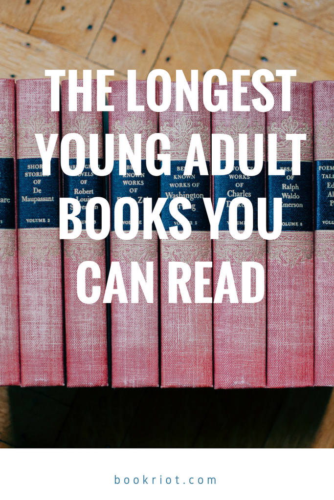 The Longest YA Books