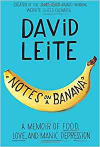 Notes on a Banana by David Leite cover