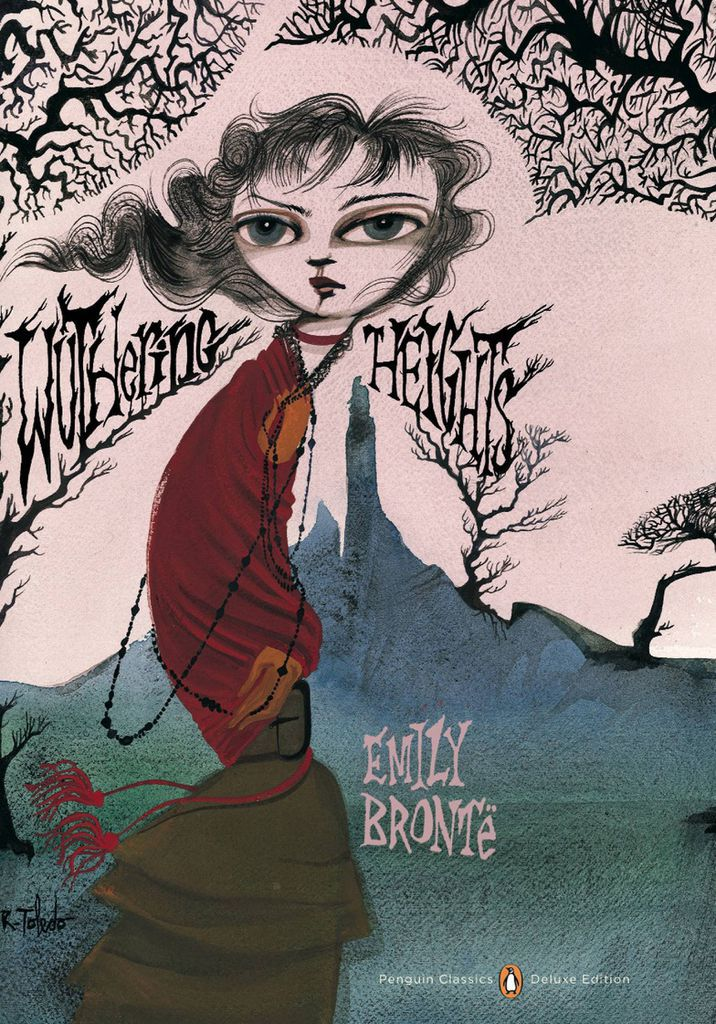 cover of Wuthering Heights by Emily Bronte