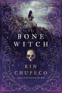 bone witch rin chupeco book cover