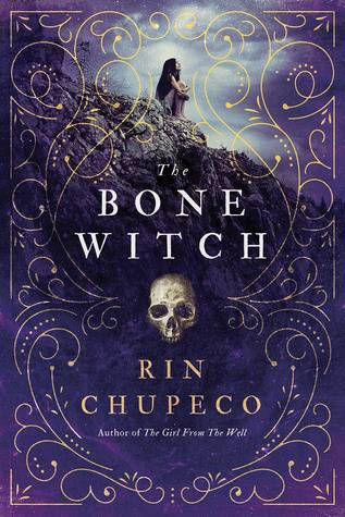 bone witch rin chupeco book cover From 13 Diverse, Spooky Reads for Kids | Bookriot.com