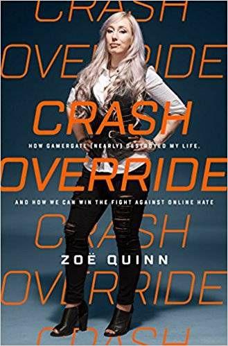 crash override by zoe quinn