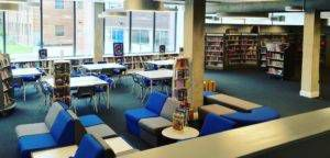 Glenthorne High School Library