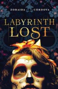 labyrinth lost zoraida cordova book cover