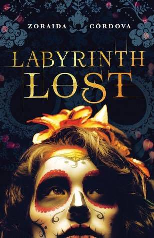 labyrinth lost zoraida cordova book cover