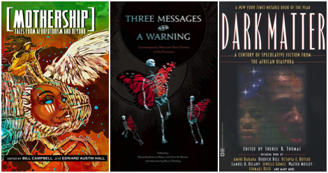Science Fiction Short Story Collections By Authors Of Color