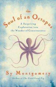 cover image of Soul of an Octopus by Sy Montgomery